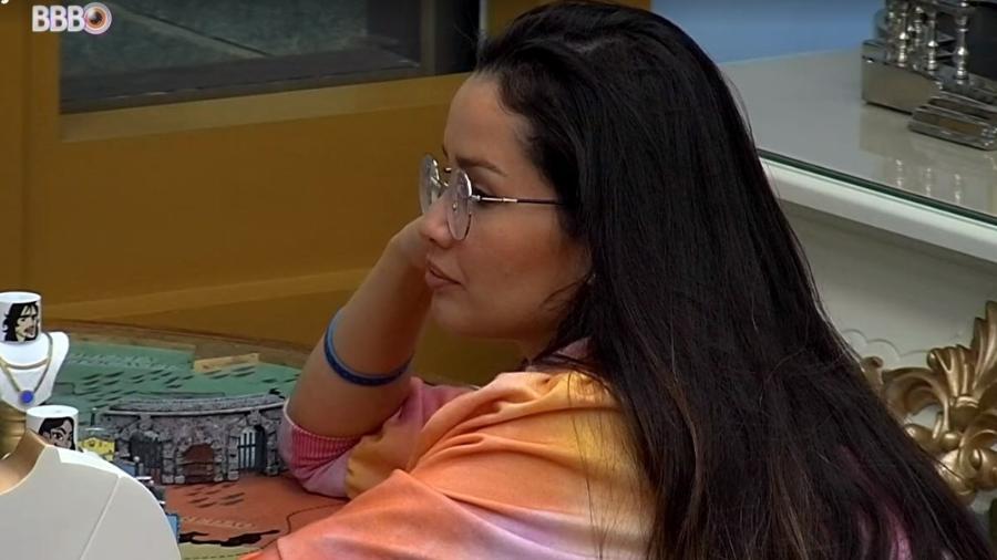 BBB 21: Juliette planeja votos em Pocah - Reprodução/ Globoplay