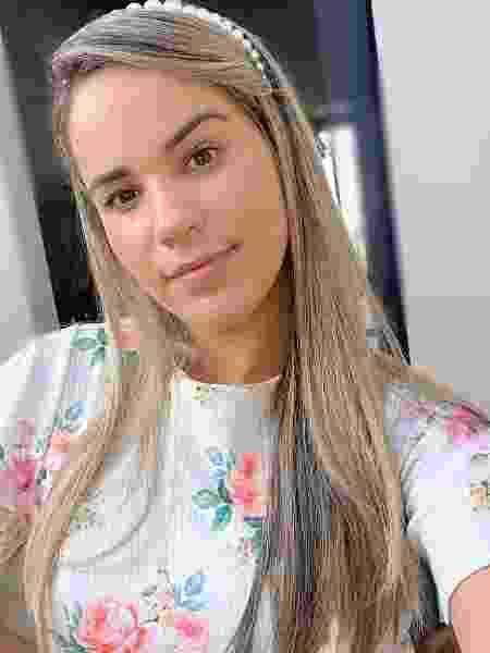 Bruna fala sobre ser madrasta no TikTok  - Acervo pessoal - Acervo pessoal