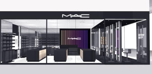 3f3380fb14a M.A.C vai inaugurar a maior loja da marca no Brasil em São Paulo ...