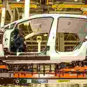 Volkswagen Golf nacional - Divulgação