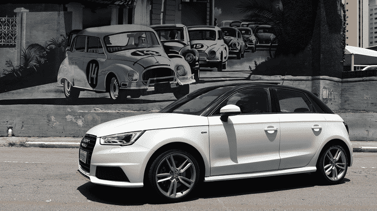 Audi A1 - Murilo Góes/UOL - Murilo Góes/UOL