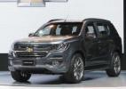 GM tailandesa fura Brasil e mostra nova cara de S10 e Trailblazer - Divulgação/Chevrolet Thailand