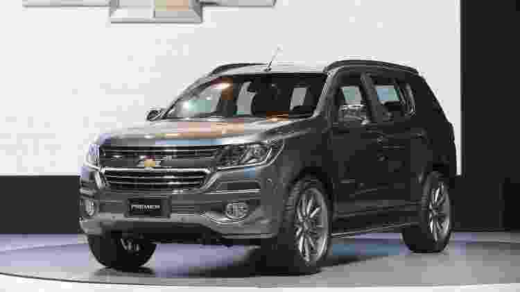 Divulgação/Chevrolet Thailand