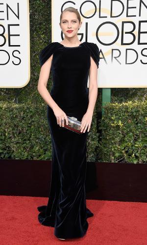 Globo de Ouro 2017: Teresa Palmer