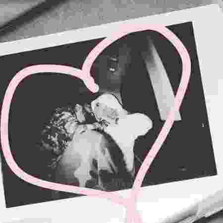 Rafaella Santos publica foto em clima de romance com o atacante Gabigol - Reprodução/Instagram/rafaella - Reprodução/Instagram/rafaella