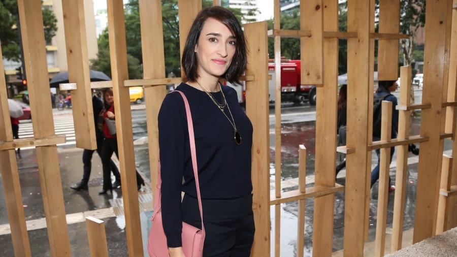 Jornalista Maria Prata está à espera da primeira filha com Pedro Bial - Manuela Scarpa/Brazil News
