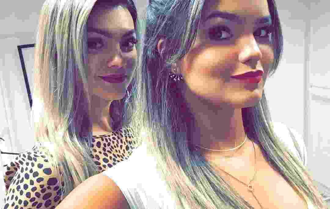 A genética não deixa negar que Kelly Key e Suzanna Freitas são mãe e filha - Reprodução/Instagram