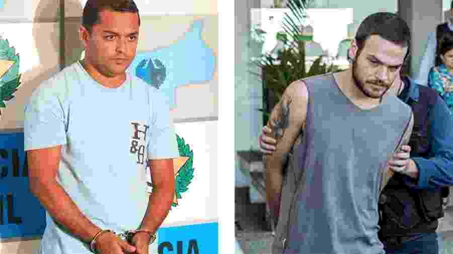 Eduardo Naddar/AGIF / Folha Imagem e Fabio Rocha/Globo