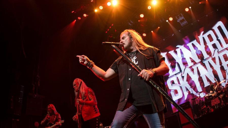 A banda Lynyrd Skynyrd cancelou shows no Brasil - Reprodução