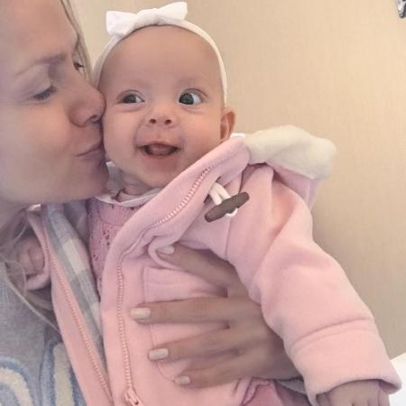 Eliana e a filha, Manuela - Reprodução/Instagram