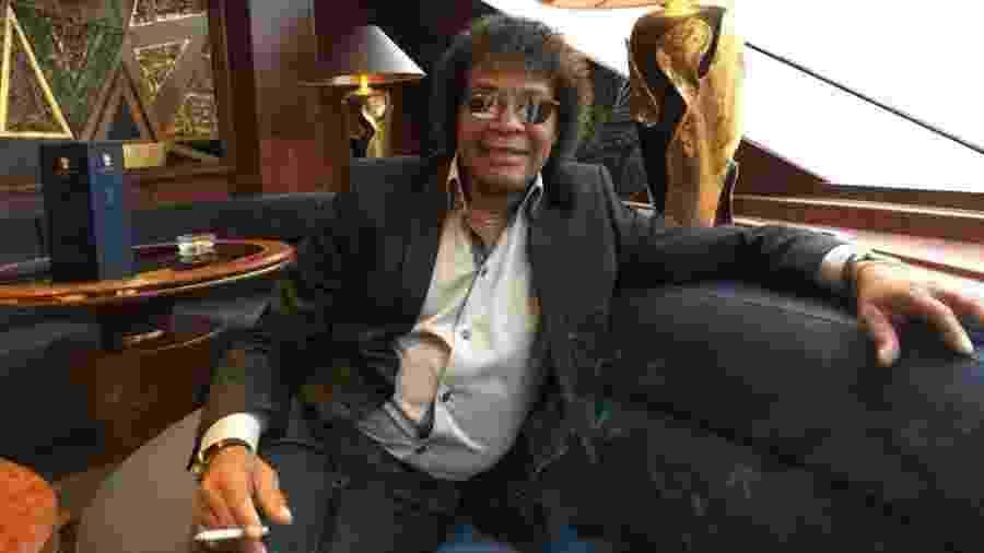 Jean Patrick Baptiste, conhecido pelo trabalho com o grupo francês Ottawan - Reprodução/Facebbok