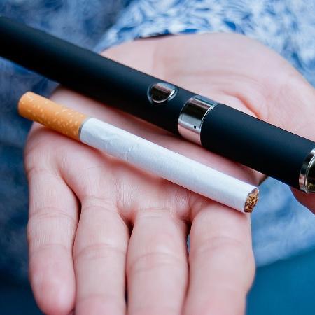 Doença ligada ao cigarro eletrônico está causando internações entre jovens dos EUA - iStock