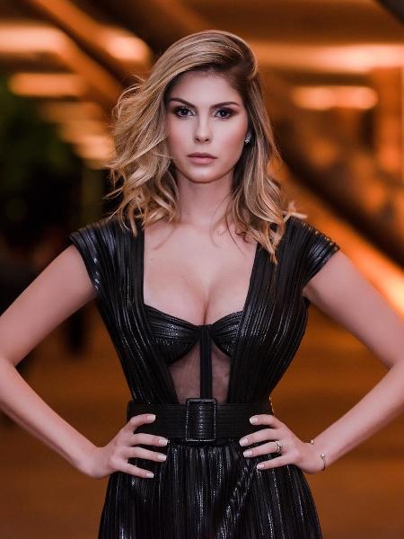 A atriz e modelo Bárbara Evans - Instagram/Reprodução