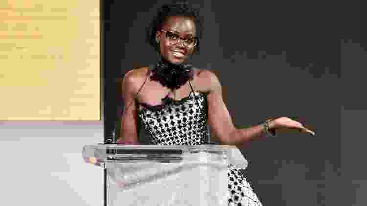 Lupita Nyong'o no CFDA Awards 2018 - Getty Images - Getty Images