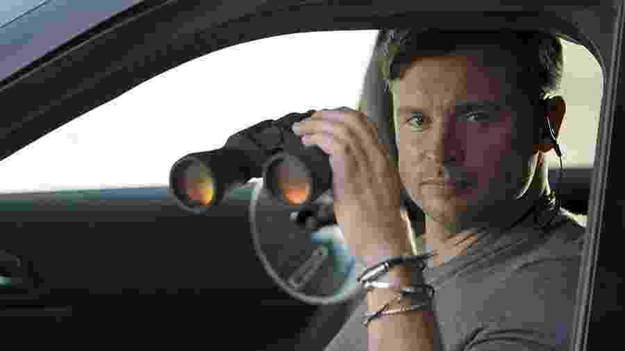 O ator Tom Welling - Reprodução