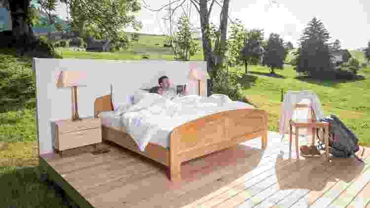 Dormir nas acomodações do Zero Real Estate custa mais de R$ 1.000 - Divulgação/Toggenburg Tourism - Divulgação/Toggenburg Tourism