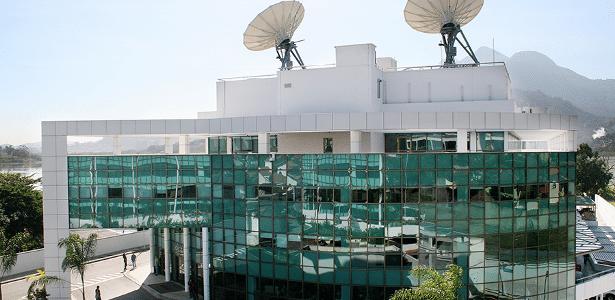 Prédio da Globosat na Barra da Tijuca