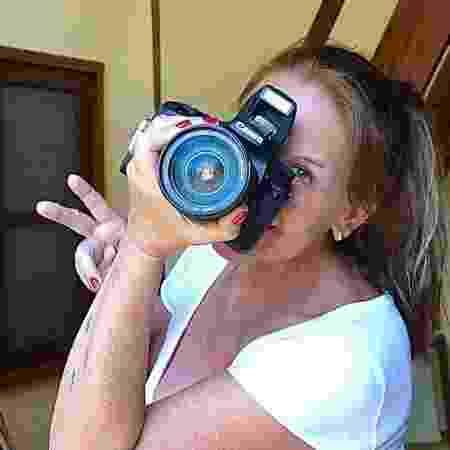 Cristina Prochaska também trabalha como fotógrafa há seis anos  - Reprodução/Facebook/Cristinaprochaska - Reprodução/Facebook/Cristinaprochaska