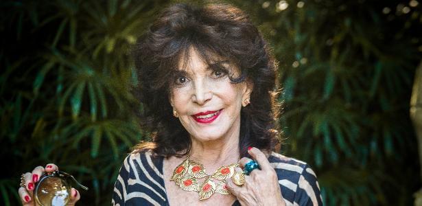 Atriz de 84 anos | Lady Francisco tem piora; estado é 'muito grave', diz boletim