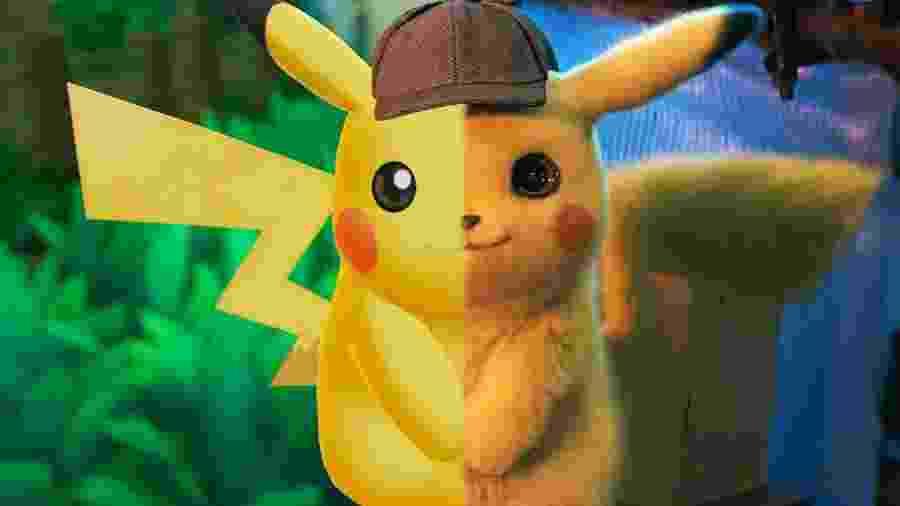 Pikachu, um dos Pokémons mais famosos - Reprodução