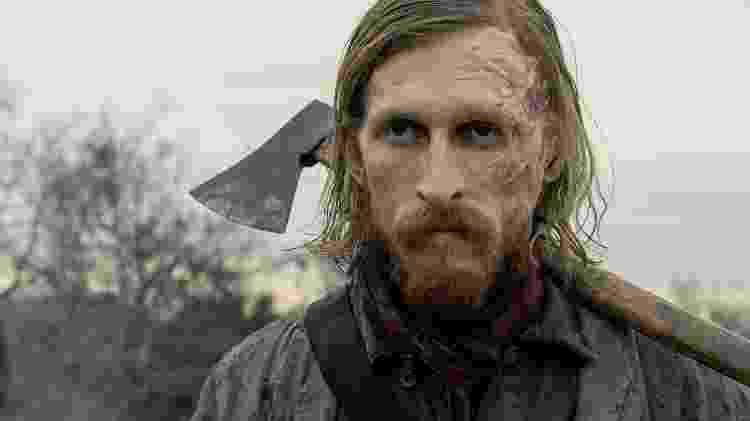 O ator Austin Amelio, que interpreta o Dwight, que entra em Fear of The Walking Dead - Divulgação - Divulgação
