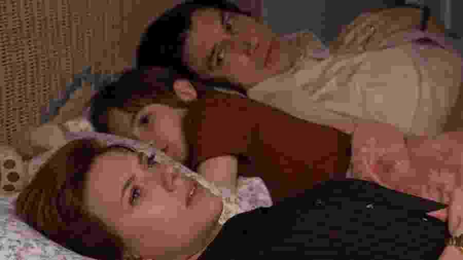 Adam Driver e Scarlett Johansson em História de um Casamento - Divulgação/IMDb
