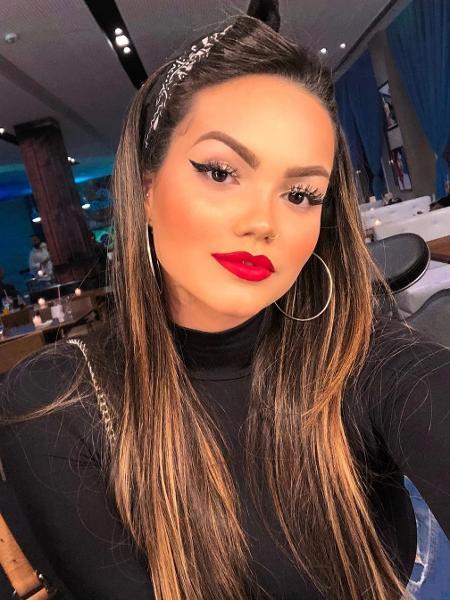 Suzanna Freitas diz que Kelly Key e Latino não conversam - Reprodução/Instagram