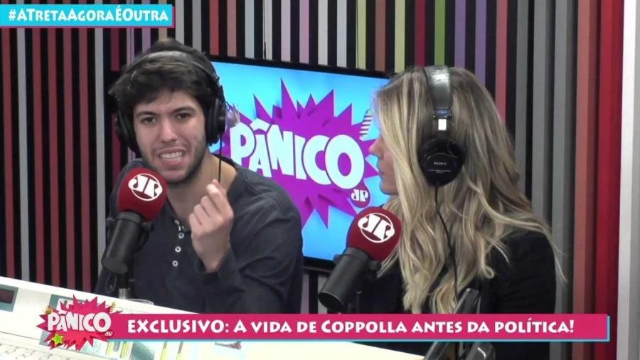 Caio Coppolla Namorada