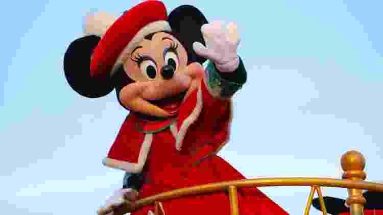 Minnie, na Disneyland Tokyo - Getty Images