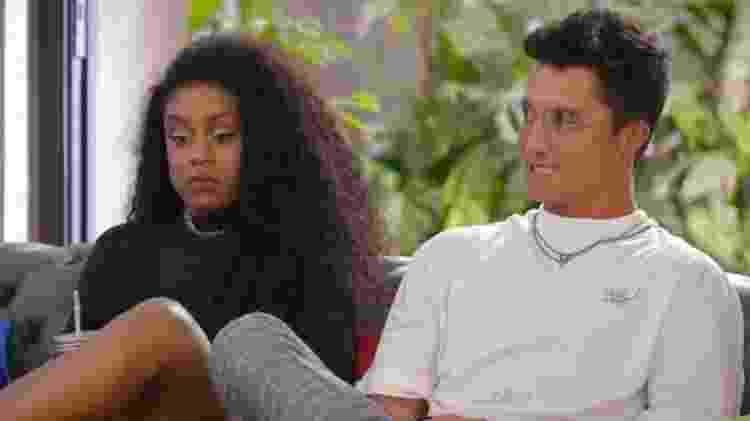 MC Rebecca e Flávio Nakagima falam sobre ciúmes no De Férias com o Ex: A Treta Não Tira Férias - Reprodução/MTV