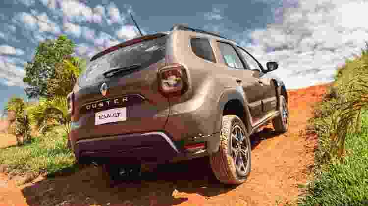 Renault Duster - Divulgação - Divulgação