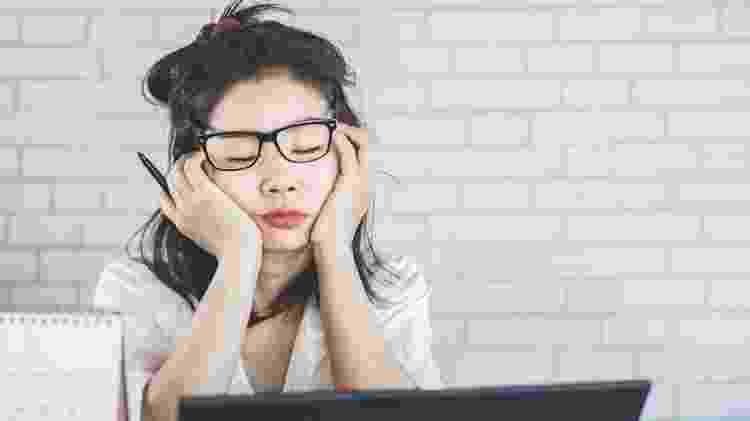 Procrastinação no home office - iStock - iStock
