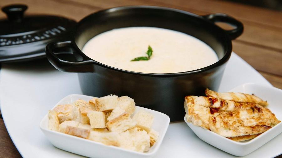 Creme de queijos, receita da chef Gabriela Cabett - Carla Trevizani