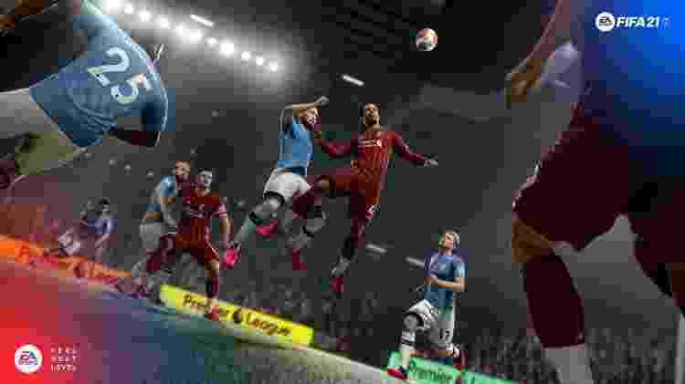 FIFA 21 - Divulgação/EA - Divulgação/EA