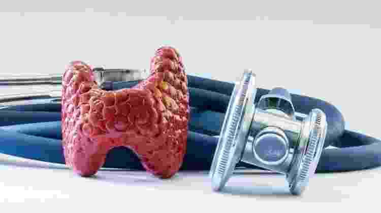 Glândula tireoide - iStock - iStock