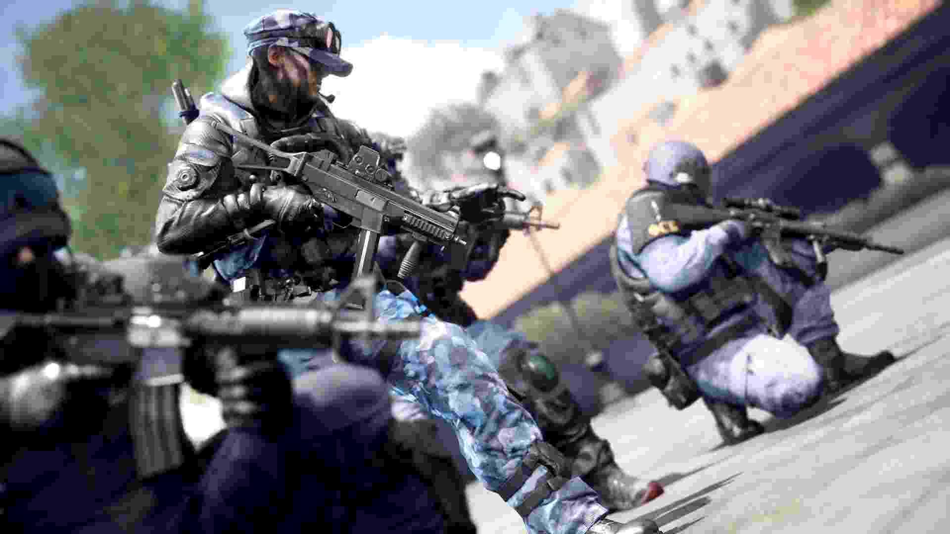 CrossfireX - Divulgação/Microsoft