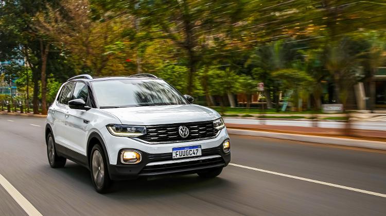 Indígena 'socialista 2 vezes' | VW T-Cross 2021 ganha multimídia do Nivus e fica mais caro; veja os preços