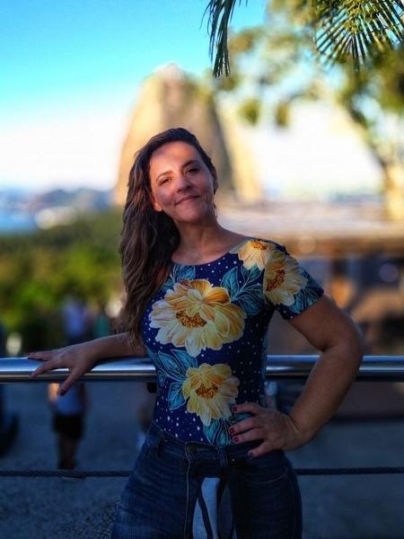 Alessandra Vaz da Silva - Reprodução/Facebook
