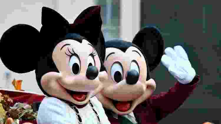 Abigail criticou recentemente a reabertura dos parques da Disney em meio à pandemia de covid-19 - Getty Images - Getty Images