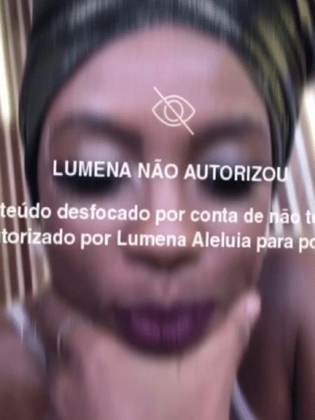 BBB 21: Lumena comenta memes - Reprodução/Globoplay