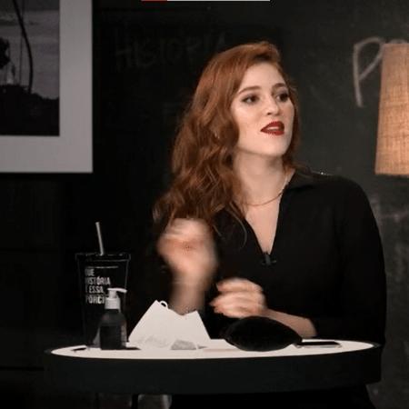 """Ana Clara no """"Que História é Essa, Porchat?"""" - Vídeo/Reprodução"""