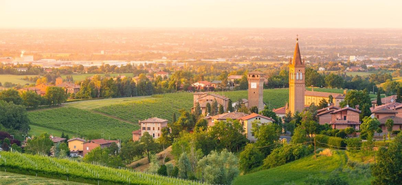 Modena, na Itália - iStockphotos