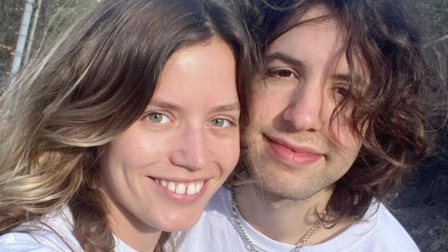 Lucas Jagger e a irmã, Georgia May Jagger - Reprodução/Instagram