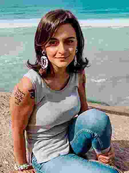 Paula Pfeifer é autora de livros sobre surdez - Arquivo pessoal - Arquivo pessoal