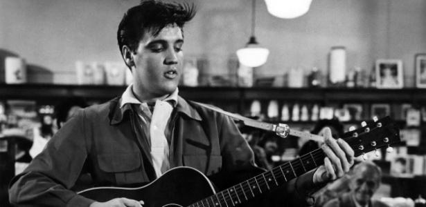 Elvis terá história contada em minissérie - Divulgação