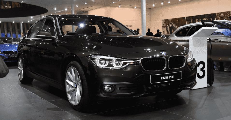 BMW 318i - Murilo Góes/UOL