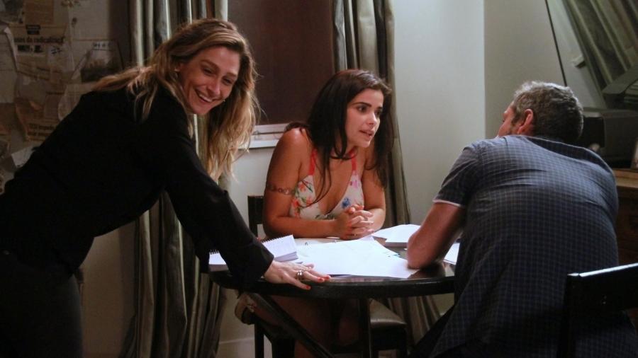 """Amora Mautner dirige Vanessa Giácomo e Alexandre Nero em """"A Regra do Jogo"""" - Graça Paes/Brazil News"""