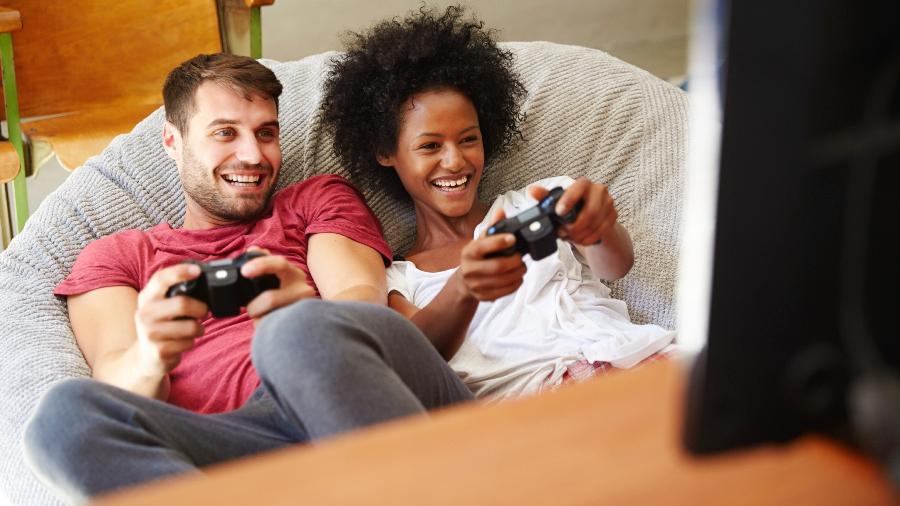 Internautas relatam o que mais gostam de fazer para desestressar; jogar videogame foi citado por um dos leitores - iStock