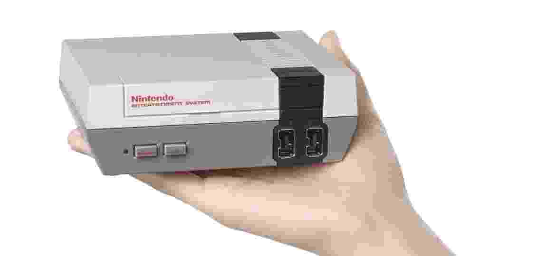 NES Classic Edition - Reprodução