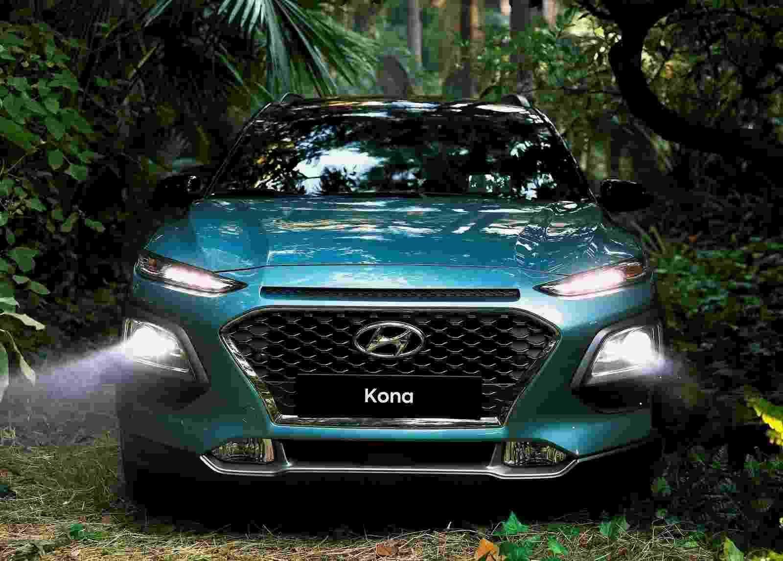 Hyundai Kona - Divulgação